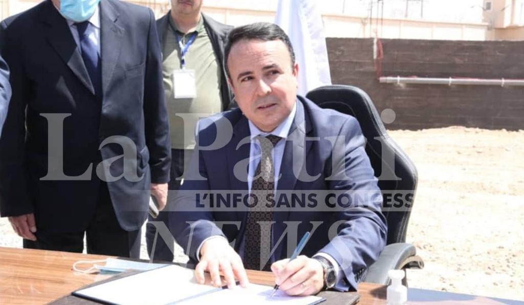 Ouargla : Programme de la visite du PDG de SONELGAZ - Algérie