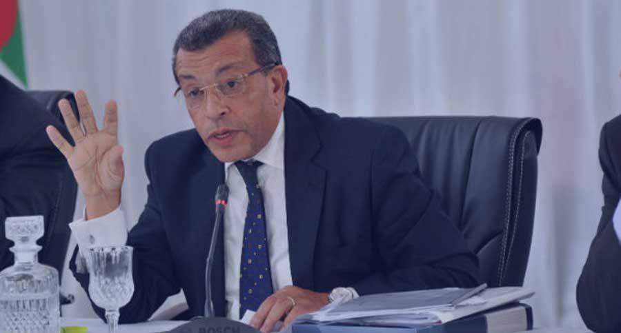 L'ancien ministre des finances Abderrahmane Benkhalfa emporté par le coronavirus - Algérie