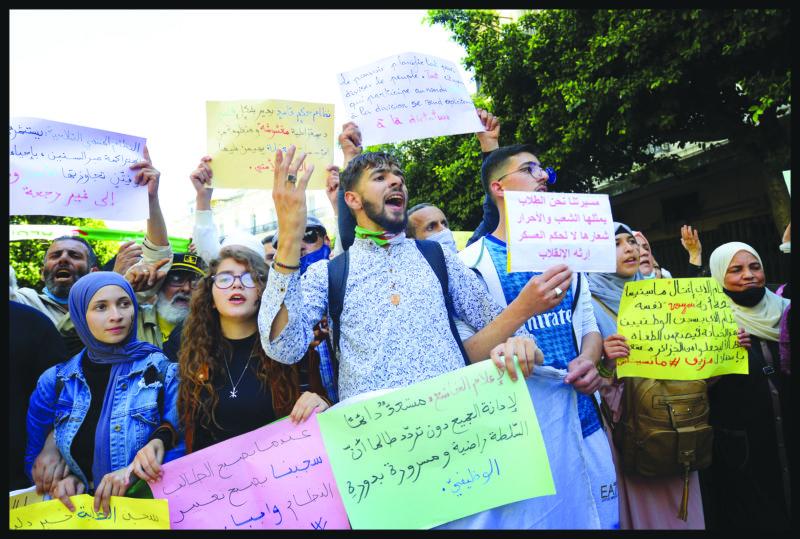 Le hirak des étudiants interdit? - Algérie