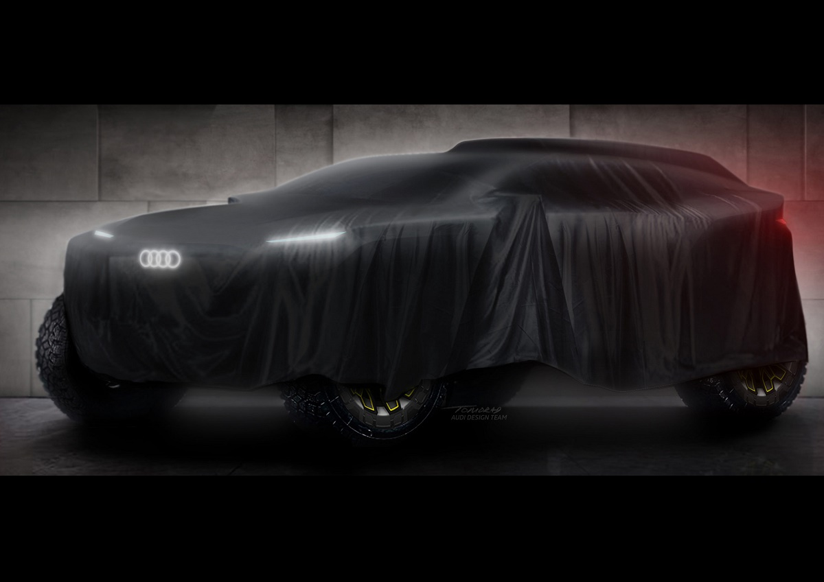 Rallye-Dakar 2022 : Audi prépare un prototype innovant - Algérie