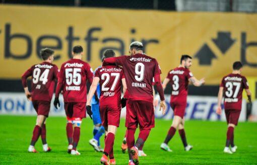 Roumanie : Omrani, troisième but de la saison