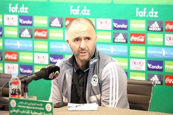 Bien que le chargé de com' de la FAF ait laissé entendre que le sélectionneur pourrait démissionner de son poste : Belmadi n'a pas de raison(s) pour s'en aller - Algérie