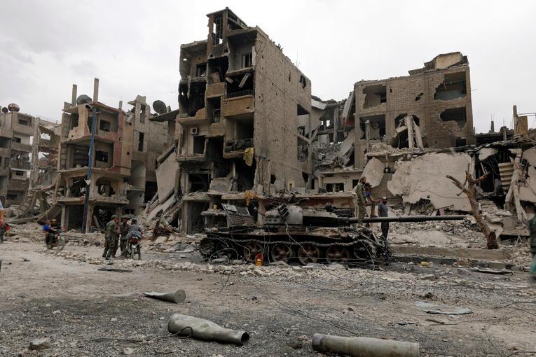 Poignantes tribune du Dr Nadia Khost: «Des vraies raisons de la guerre contre la Syrie» - Algérie