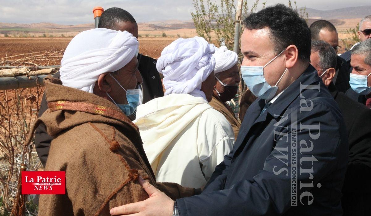 Boulakhras en visite de travail et d'inspection demain àla wilaya de M'sila - Algérie
