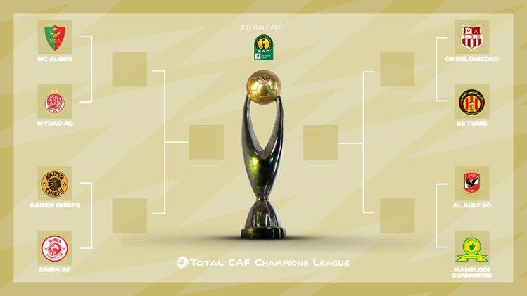 CAF CL : CRB – EST et MCA – WAC en quart de finale - Algérie