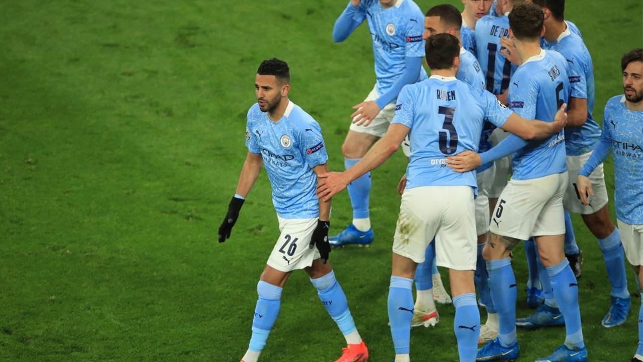 Mahrez buteur, Manchester City atteint les demis finales de la LDC (Vidéo) - Algérie
