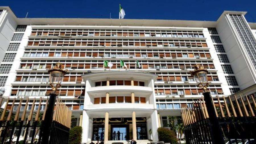 Réunion du Gouvernement : Examen de six projets de décrets exécutifs - Algérie