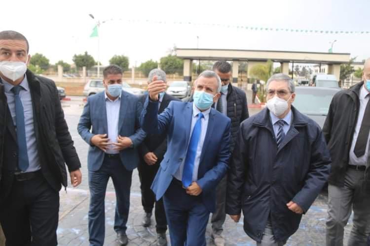 Le ministre de la santé à Oran : Programme de visite chargé - Algérie