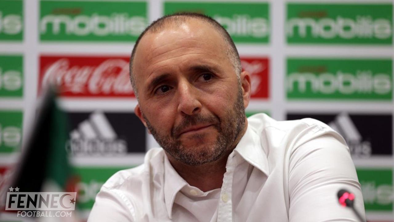 Les clubs algériens interpellent Belmadi ! - Algérie