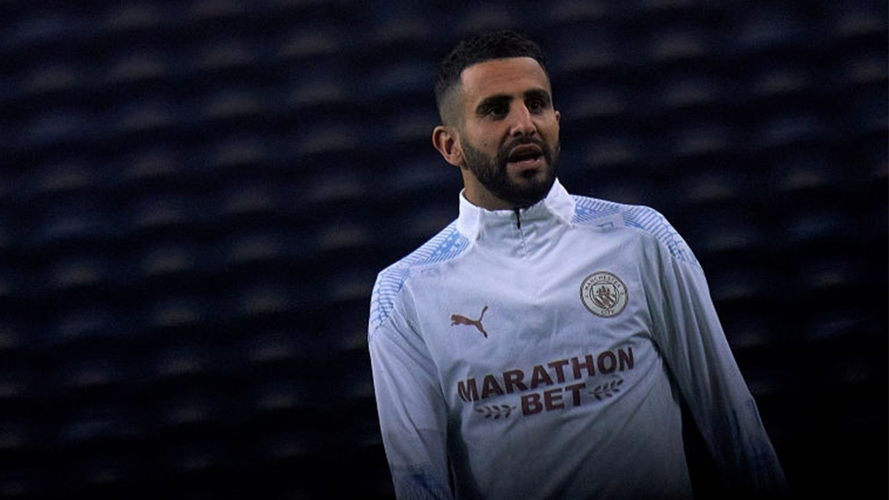 Qualification de City en finale de LDC : Mahrez s'exprime - Algérie