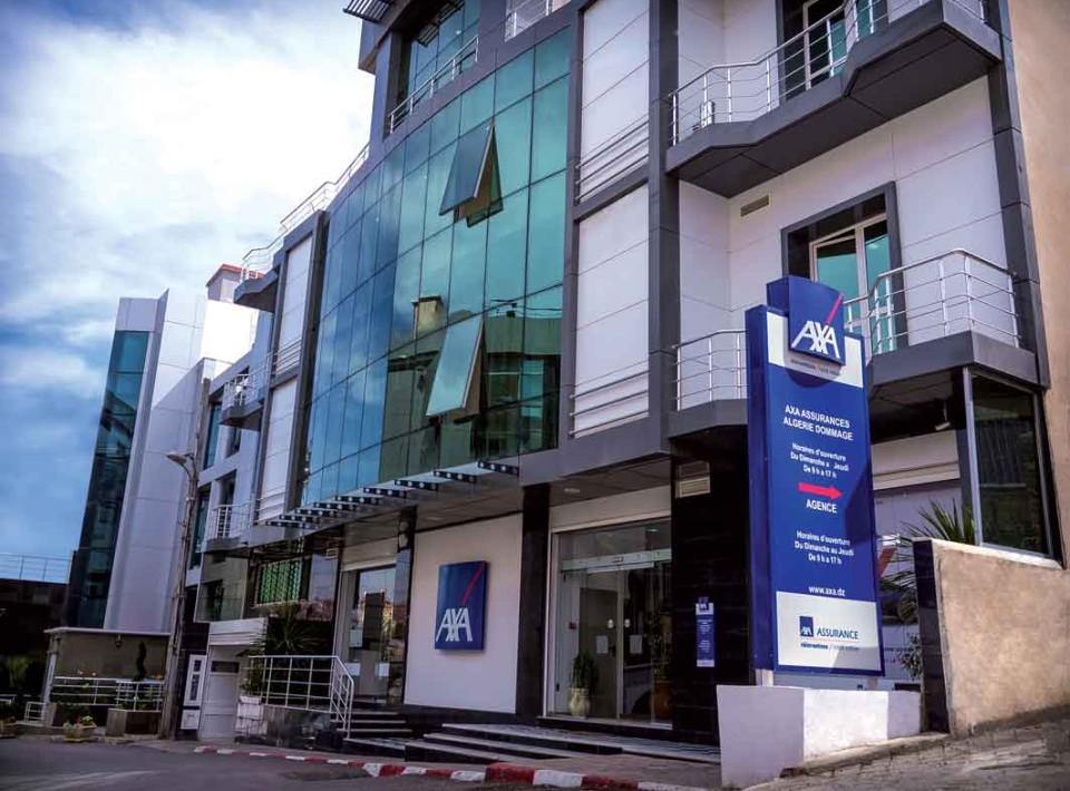 2 mois gratuits chez AXA Assurances - Algérie