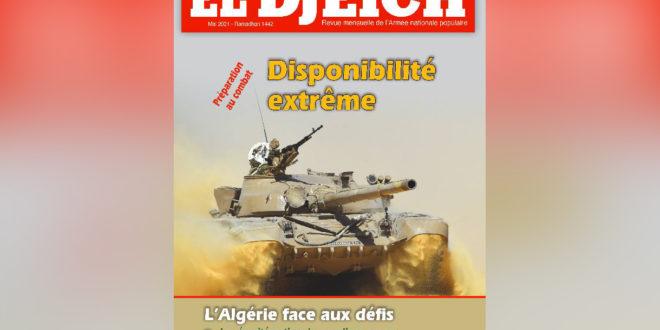Revue El Djeïch:La multiplication des mouvements de grève vise àfaire échec aux prochaines législatives