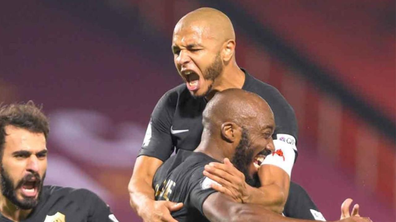 Brahimi signe un but et rejoint Bounedjah en final de l'Emir Cup (Vidéo) - Algérie