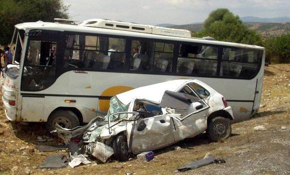 Accidents de circulation:  9 morts et 157 blessés durant ces dernières 24 heures - Algérie
