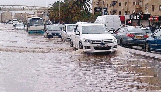 Intempéries:  5 morts à Médéa et à M'sila durant les dernières 24 heures - Algérie