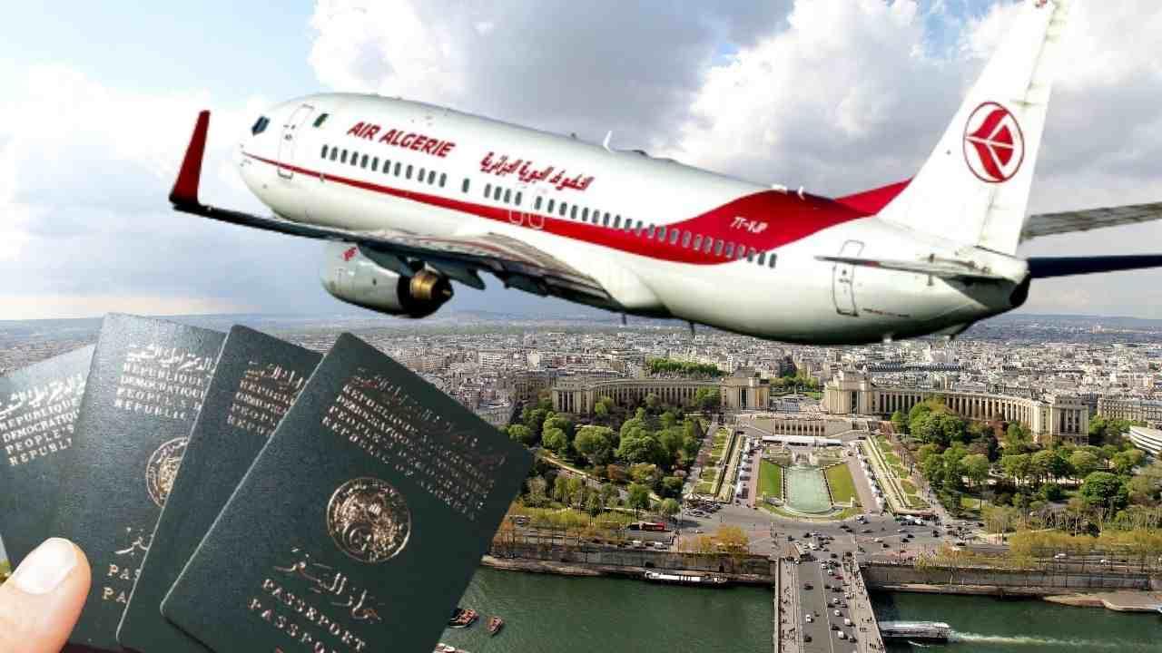 Algérie : Les Aéroports de Paris, Lyon, Marseille concernés par la reprise des vols ? - Algérie