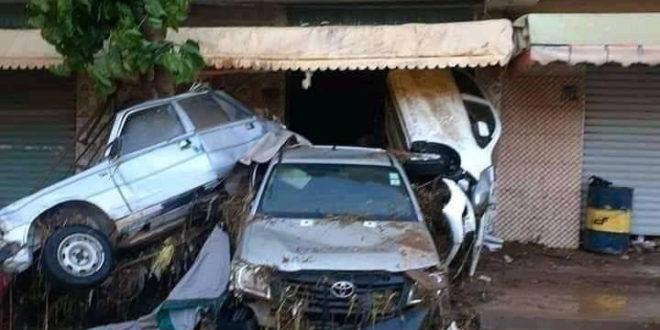 Intempéries:Cinq morts à Médéa et à M'sila en 24 heures - Algérie