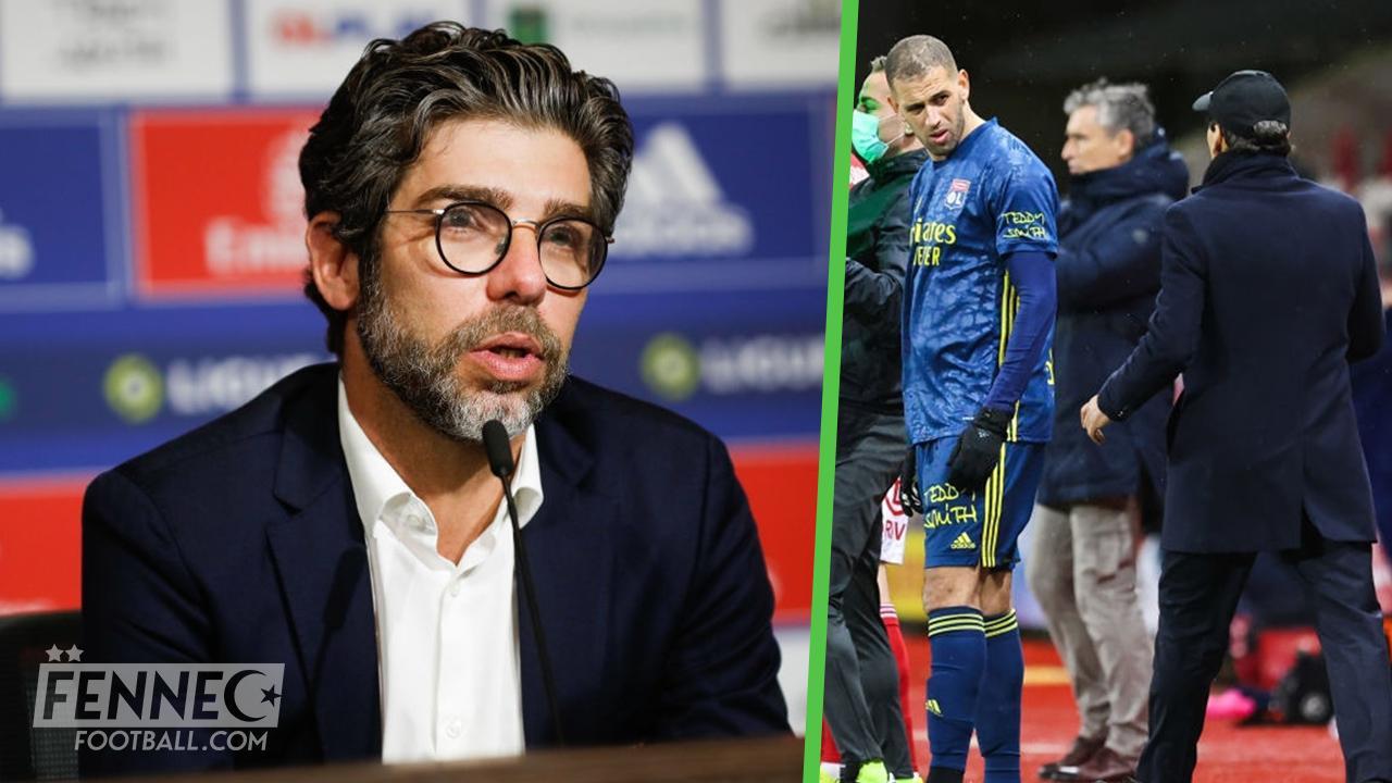 Lyon: Juninho donne raison à Slimani face à Rudi Garcia - Algérie
