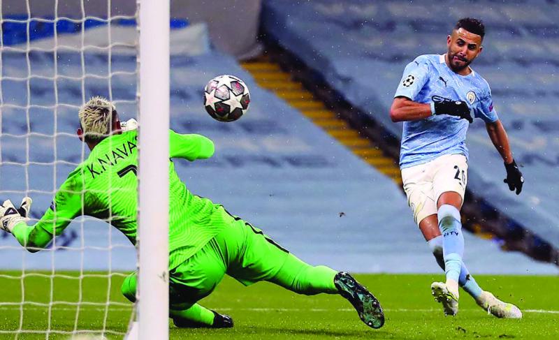 Ligue des champions européenne : Mahrez au sommet de son art propulse City en finale - Algérie