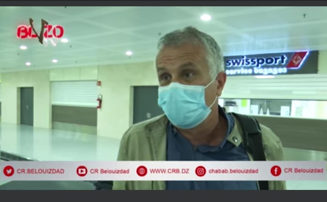 CRB : Manojlovic « On fera tout pour se qualifier en demi-finale de la C1 » - Algérie
