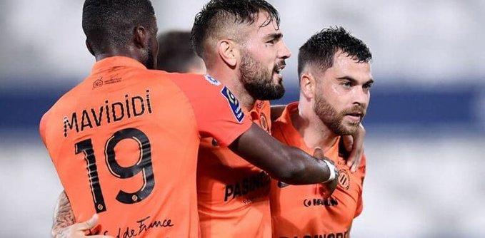 France : Andy Delort nominé pour le titre du plus beau but de la saison - Algérie