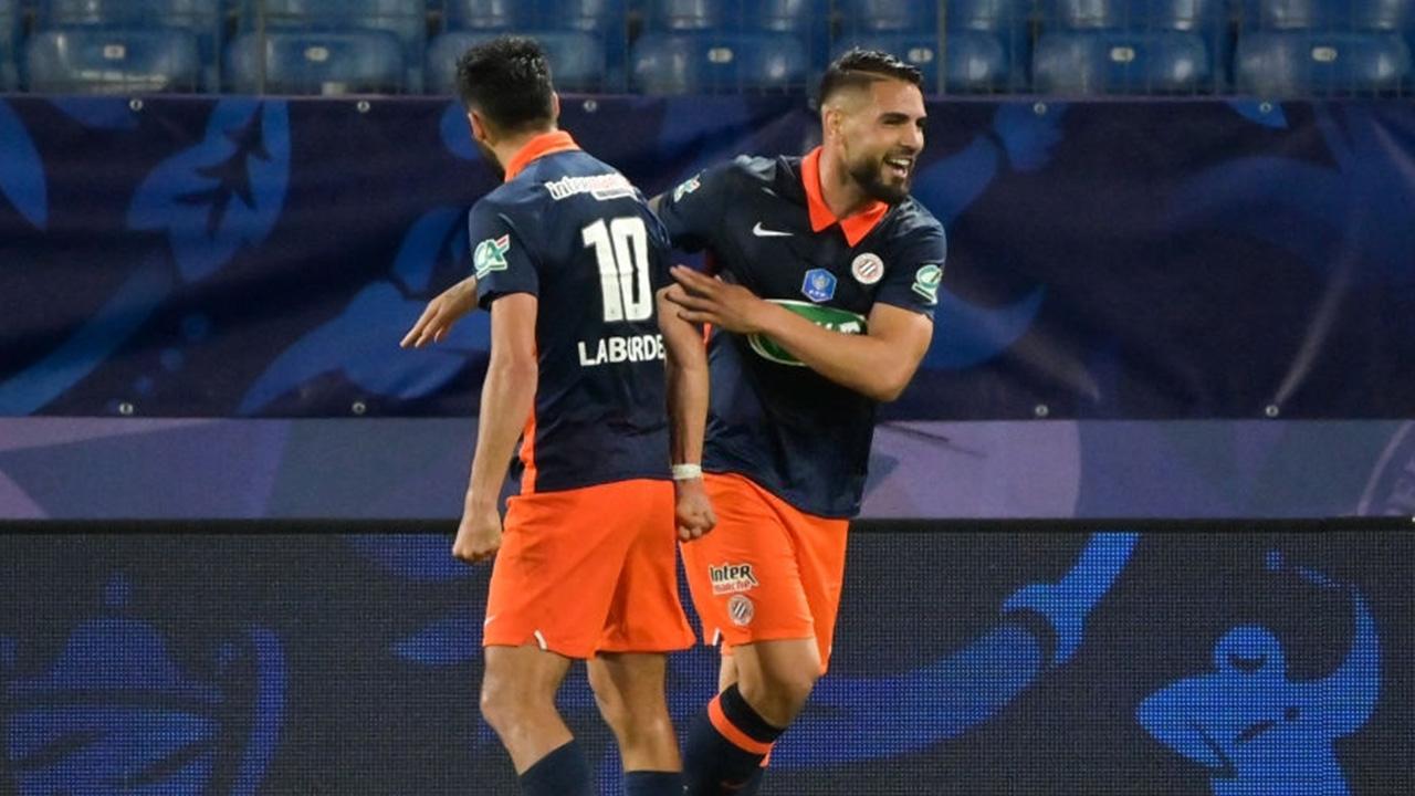 Delort buteur en demi-finale de la coupe de France face au PSG (Vidéo) - Algérie