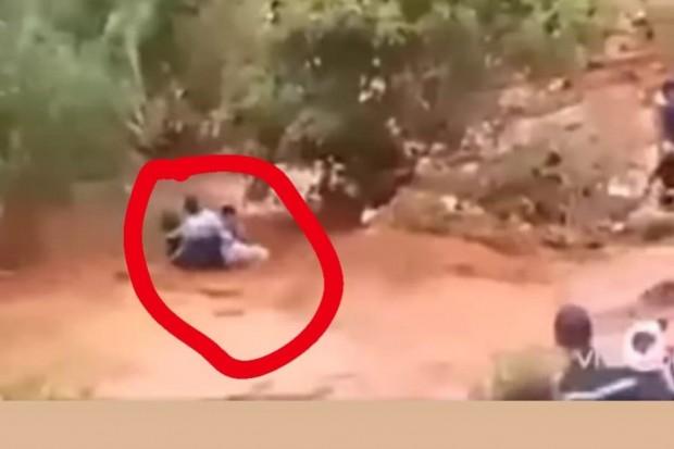 [Vidéo] Scène héroïque des sapeurs-pompiers à M'sila - Algérie