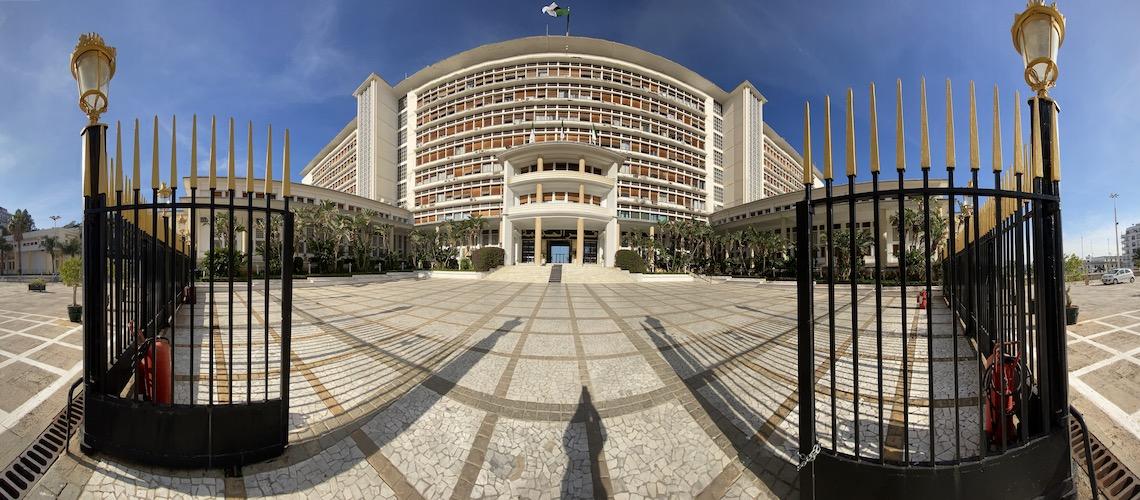 Réunion du gouvernement : l'avant-projet de la loi de Finances complémentaire 2021 présenté - Algérie