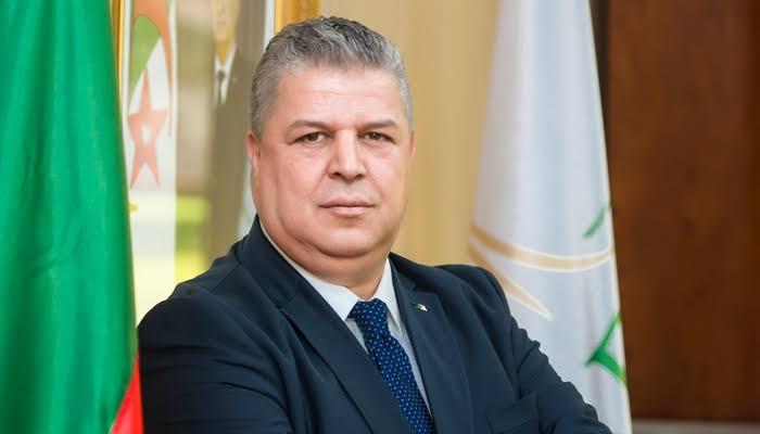 FAF : Amara Charaf-Eddine, «Non au racisme» - Algérie