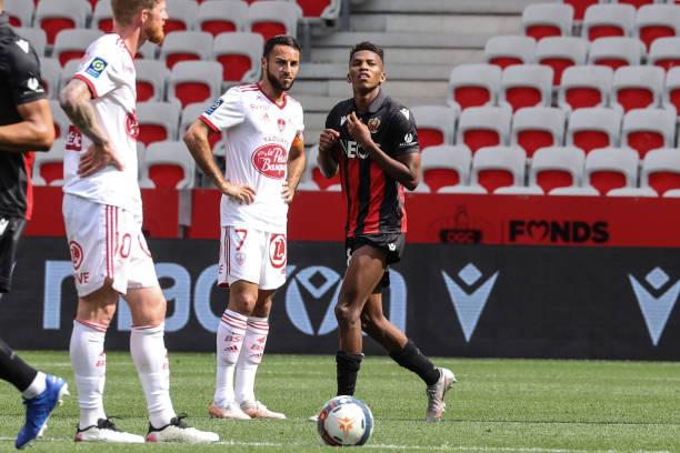 Nice : Hicham Boudaoui troisième meilleur joueur de la saison - Algérie