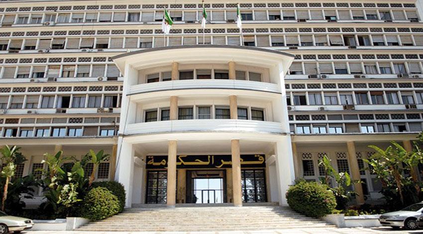 Réunion du Gouvernement: Examen de projets de décrets exécutifs et d'exposés sur plusieurs secteurs - Algérie