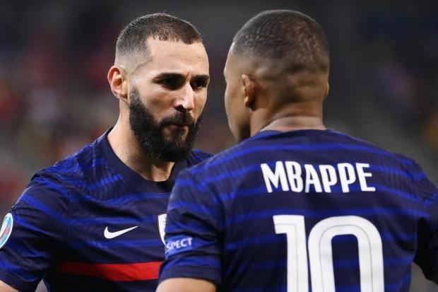 France : Benzema réagit à l'élimination - Algérie