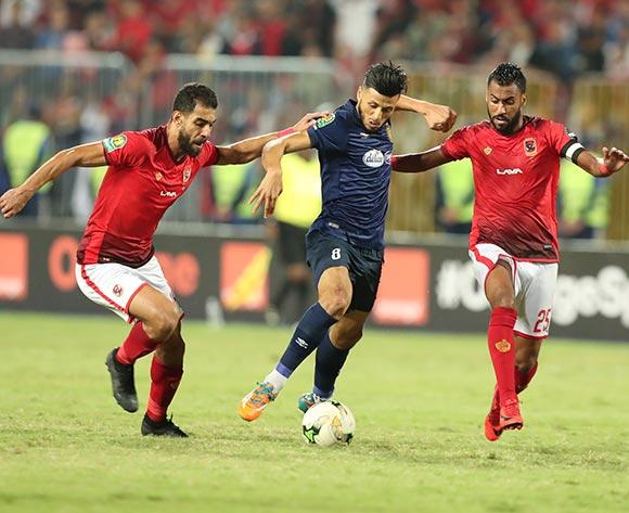 LDC: Al Ahly, un grand pas en finale - Algérie