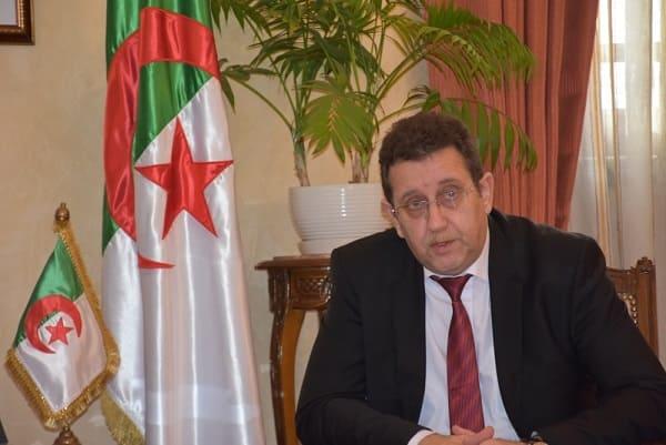 Hamdani : «Le cadavre d'un animal en décomposition découvert dans une cargaison de blé français» - Algérie