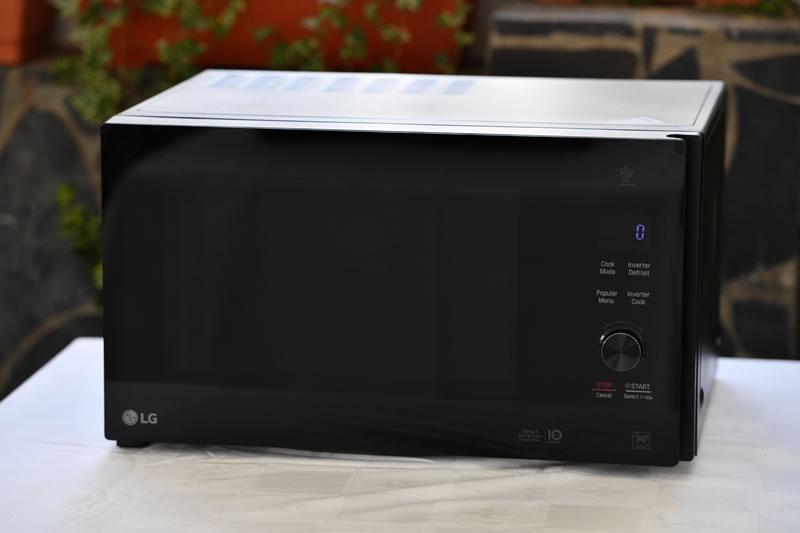 LG Electronics dévoile le micro-onde NeoChef : le summum de la performance - Algérie