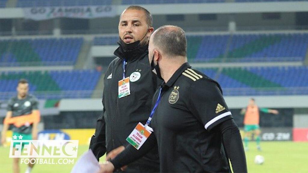 Equipe d'Algérie A': La FAF officialise un match contre le Libéria - Algérie