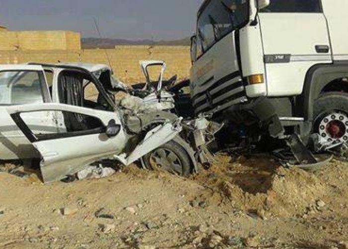 Djelfa:  Quatre morts dans une collision entre un camion semi-remorque et un véhicule touristique - Algérie