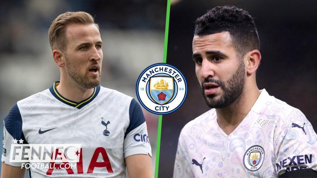 Offre de Man City pour Kane : Mahrez sera-t-il concerné par un échange ? - Algérie