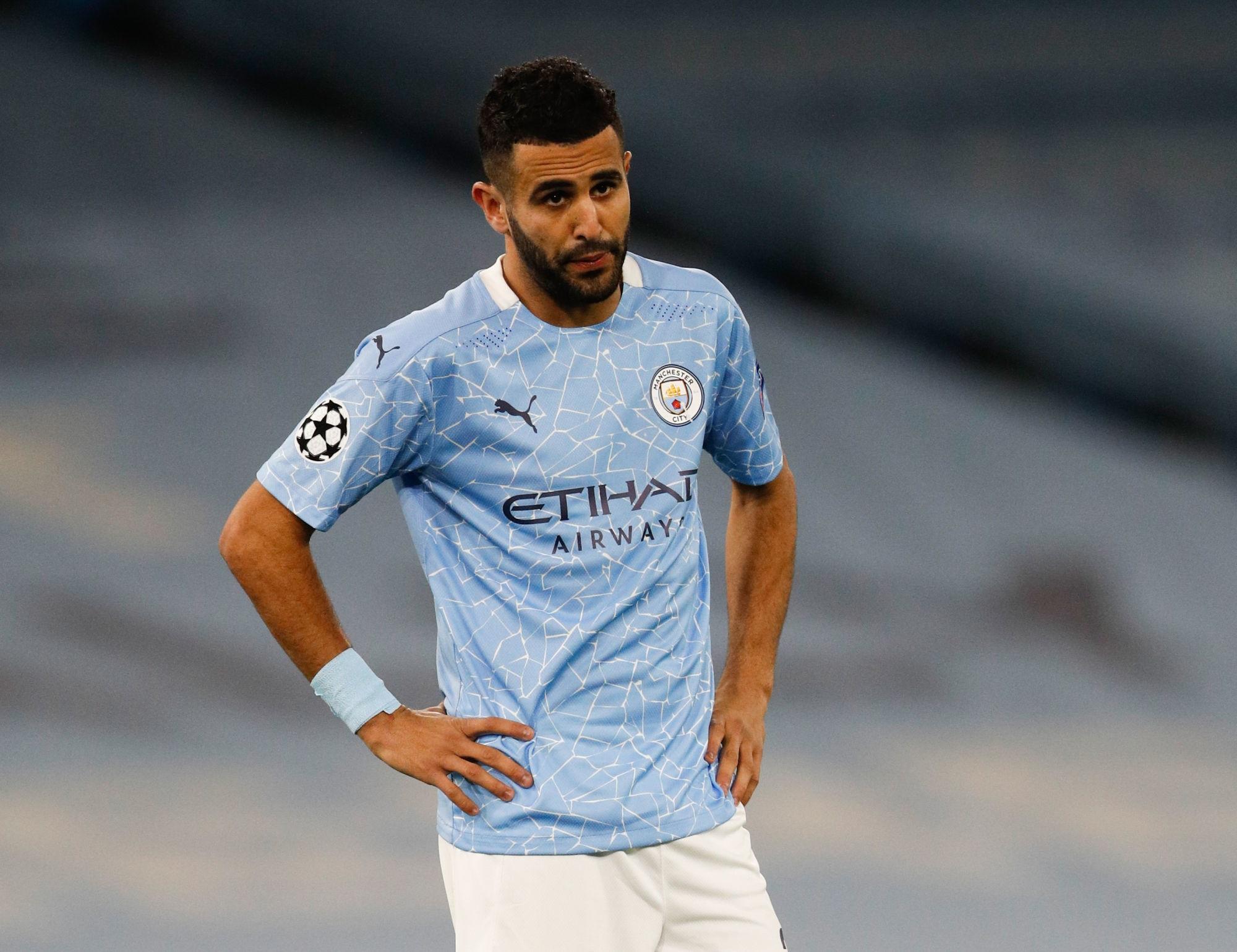 Angleterre : Un match amical annulé pour le Manchester City de Mahrez - Algérie