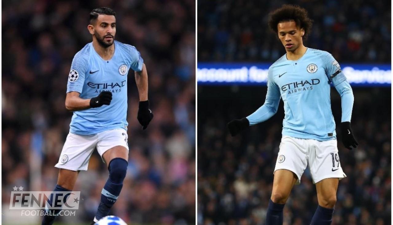 Manchester City lance un duel entre Mahrez et Sané (Vous pouvez voter) - Algérie