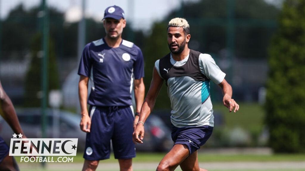 Mahrez associé au Barça ? Manchester City répond à sa manière - Algérie