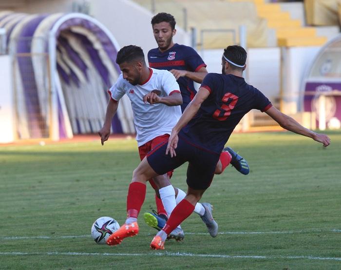 ALG : ALG: Ghacha, 1er match, 1er but - Algérie