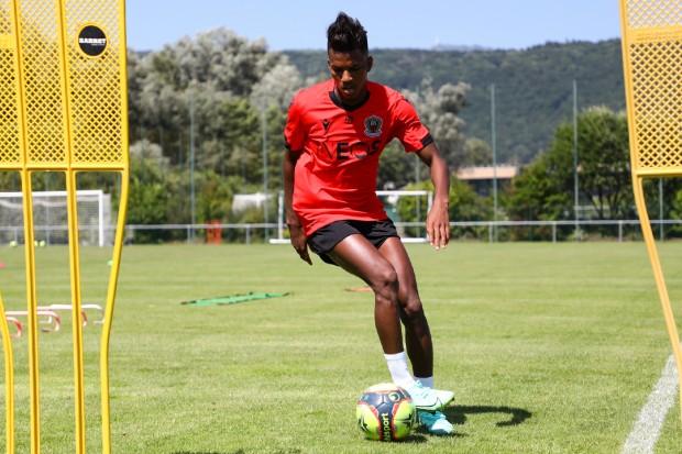 Boudaoui de retour à l'entrainement avec Nice - Algérie