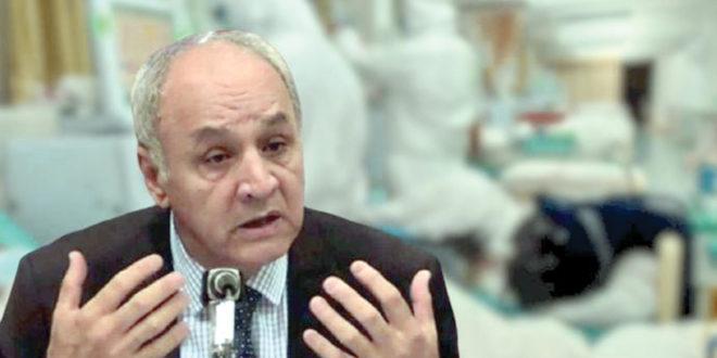 Lutte contre le coronavirus:Le Dr Bekkat Berkani plaide pour la vaccination des enfants - Algérie