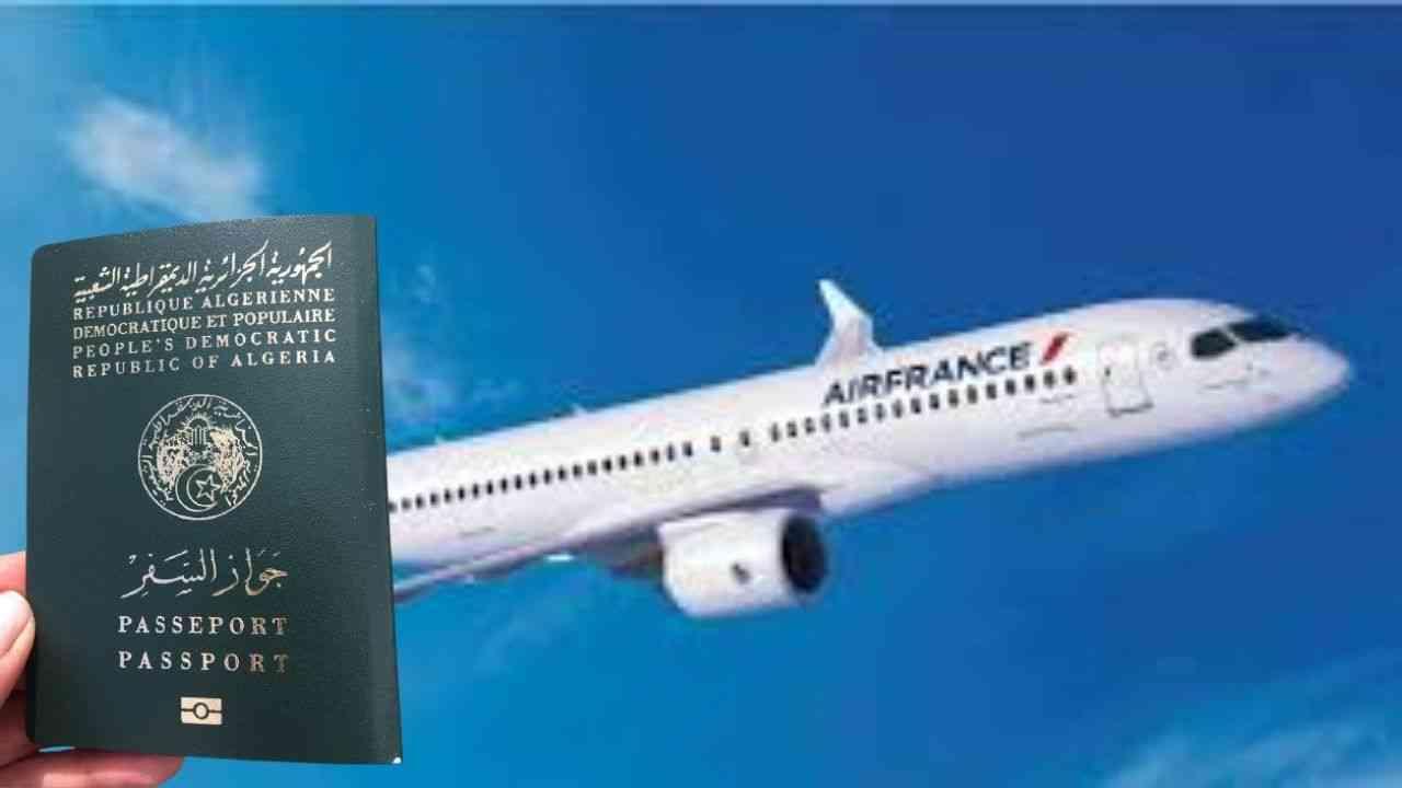 Algérie : Air France renforce son programme de vols depuis Paris et Lyon - Algérie