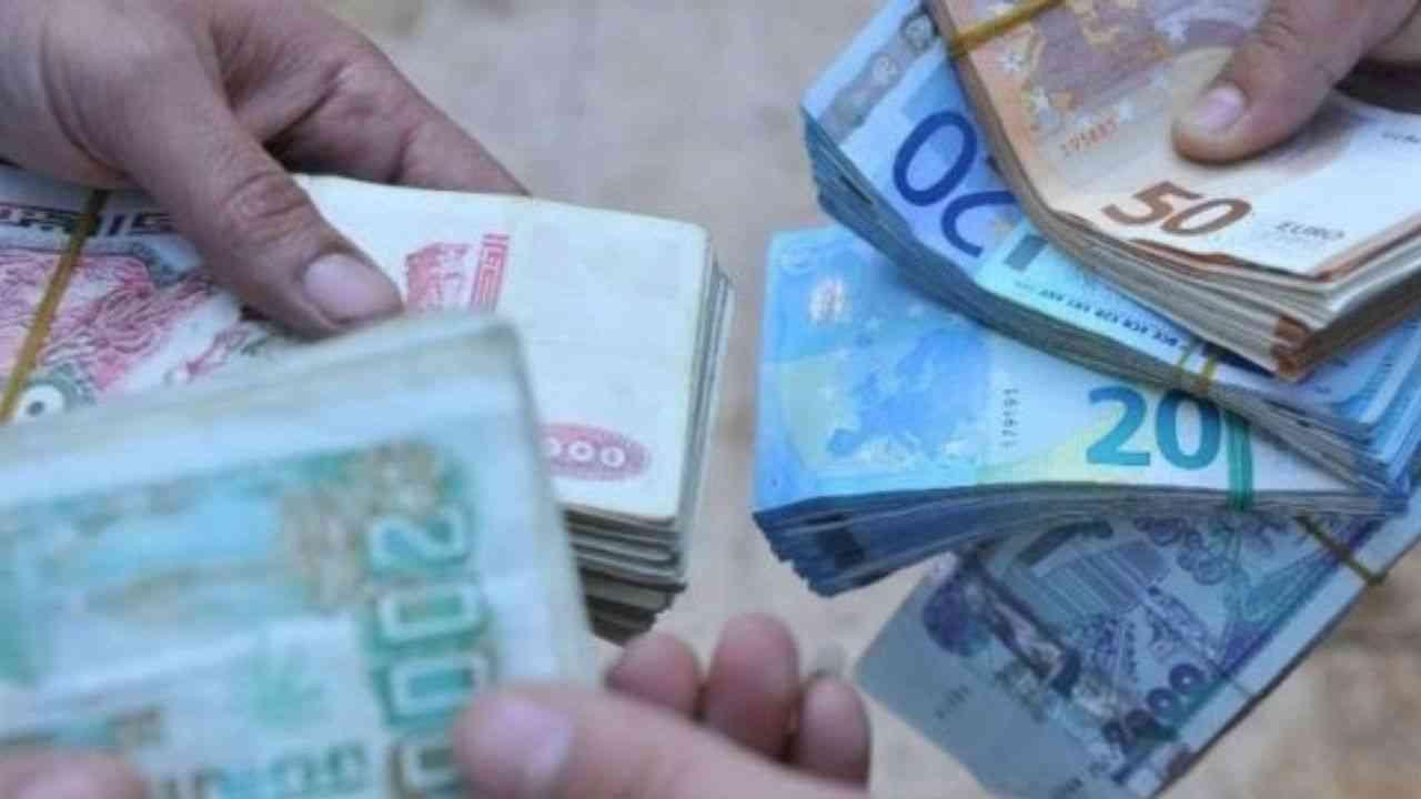 Algérie : taux de change du dinar face à l'euro ce 07 août (devises) - Algérie