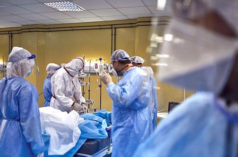 Coronavirus: 515 nouveaux cas, 486 guérisons et 27 décès ces dernières 24h en Algérie - Algérie