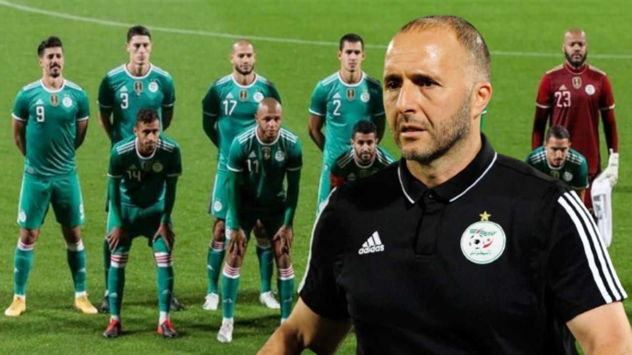 Belmadi dévoile le montant récolté par l'équipe d'Algérie pour les hôpitaux - Algérie