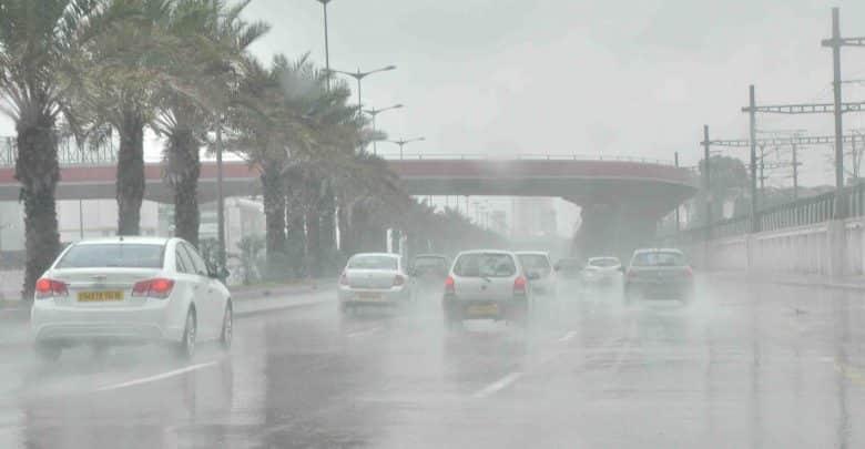 الأرصاد الجوية : أمطار غزيرة مرتقبة على عدة ولايات - الجزائر