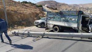 وفاة شخصين واصابة اثنين اخرين في إصطدام سيارة بعمود كهربائي في تبسة - الجزائر
